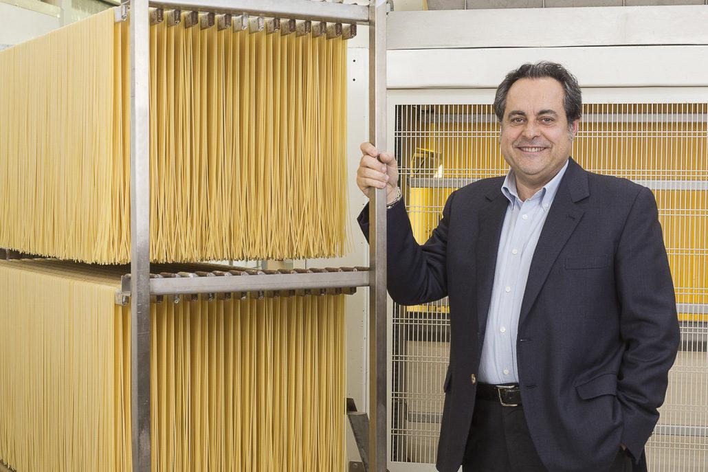 Pasta factory La Rustichella d'Abruzzo