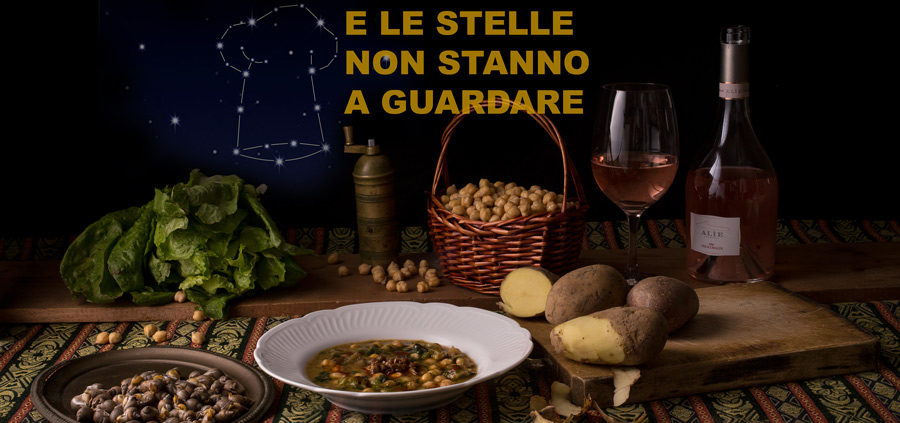 Sea snails soup by Oliver Glowig