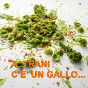 Trani, gallo restaurant, fotoecoperto